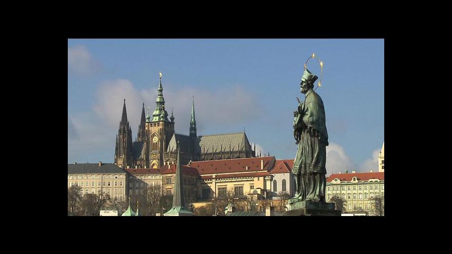 Video Reportáž Petry Křížkové