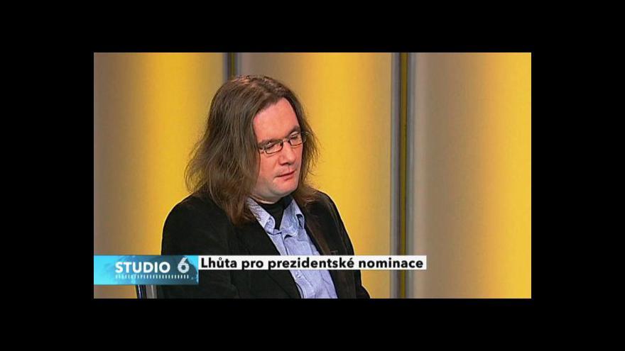 Video Rozhovor s Josefem Mlejnkem