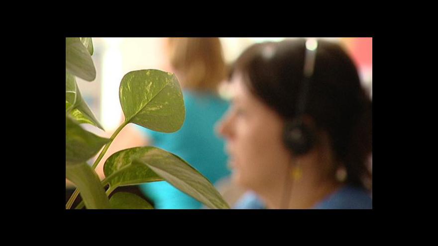 Video Reportáž Anny Chudobové o Dětském krizovém centru