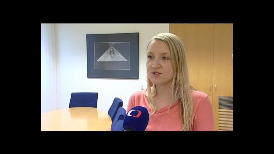 Video Vyjádření mluvčí DpmB Lindy Škrancové
