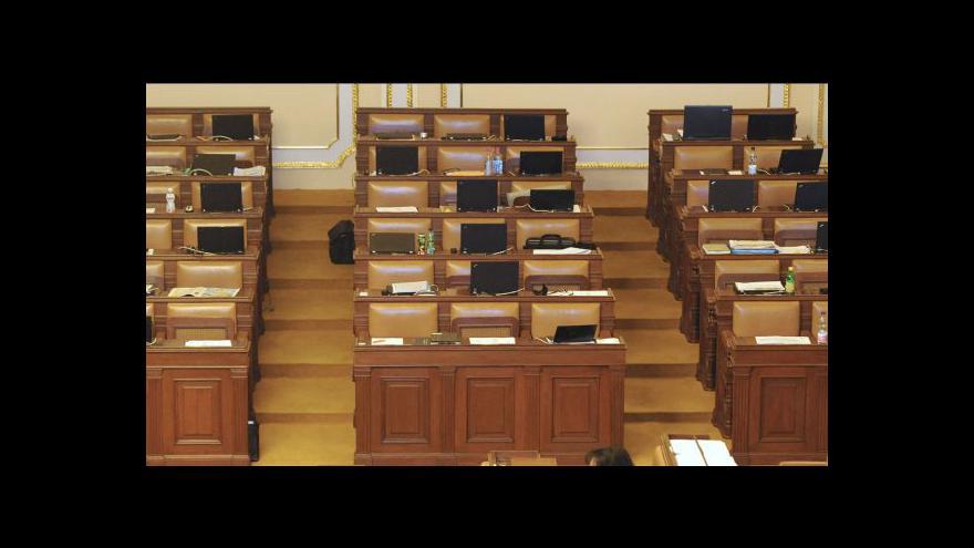 Video Sněmovna schválila konsolidační balíček