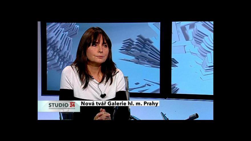 Video Magdalena Juříková v Profilu ČT24
