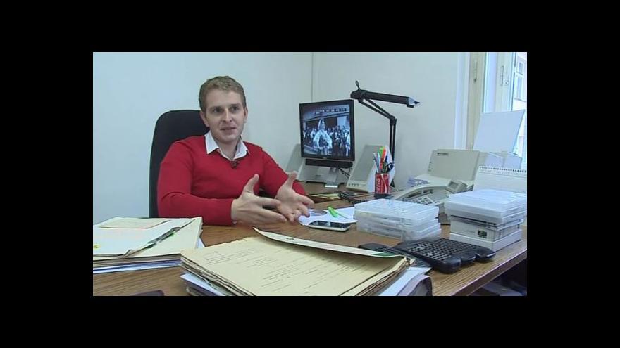 Video Bývalý student Martin Polák o vztazích Brna s partnerskými městy