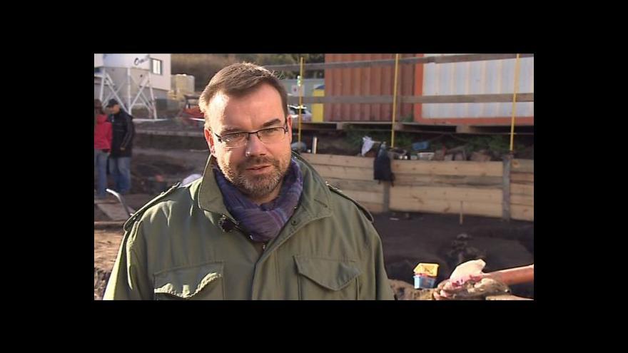 Video Hovoří ředitel společnosti Archaia Brno David Merta