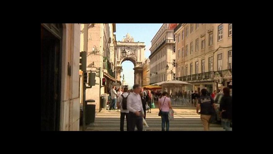 Video Řecko a Portugalsko požádaly Světovou banku o poradenství