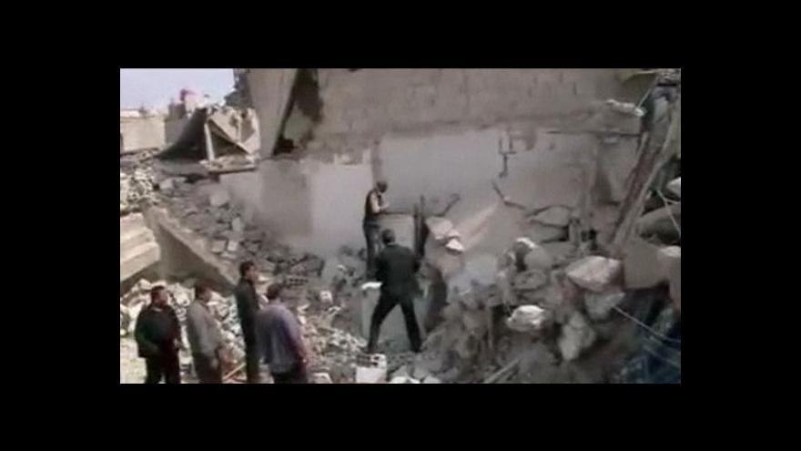 Video Rusko: Za násilí v Sýrii můžou i země, které podporují rebely