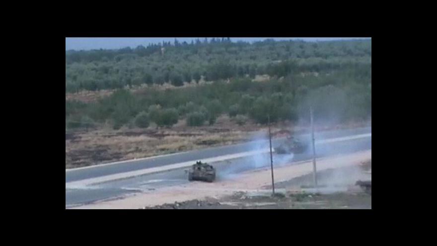 Video Jednání syrské opozice v Kataru