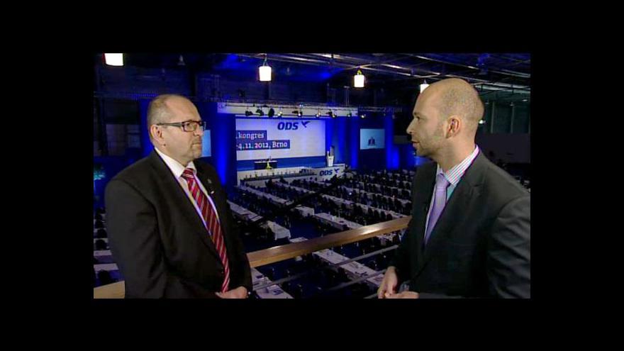 Video Rozhovor s Ivanem Fuksou a shrnutí sobotní části kongresu