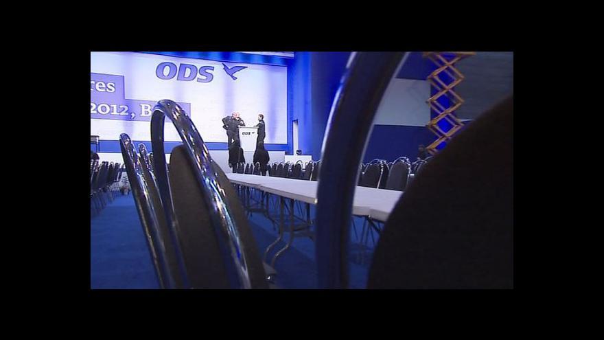 Video Události ČT o 23. kongresu ODS