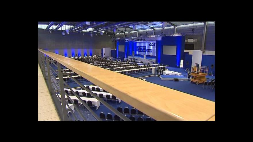 Video Kongres ODS tématem Událostí