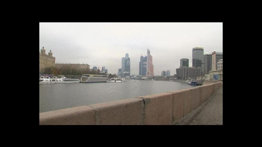 Video Nejvyšší budova Evropy roste v Moskvě