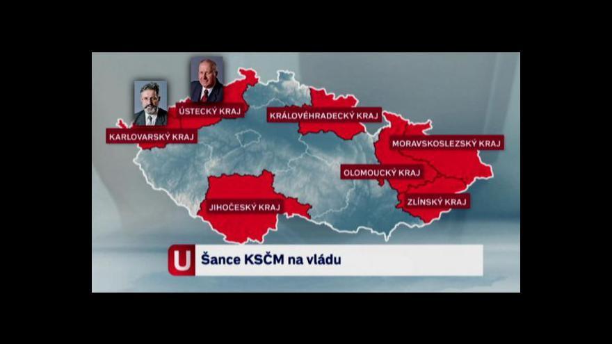 Video Jednání o krajských koalicích