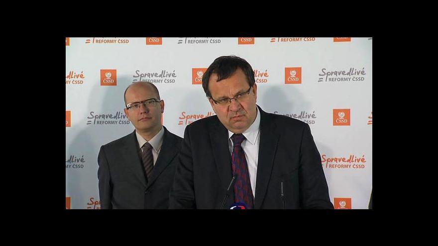 Video TK ČSSD k důchodové reformě a zdravotnictví