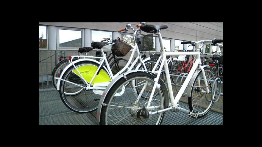 Video Cyklistika v Kodani