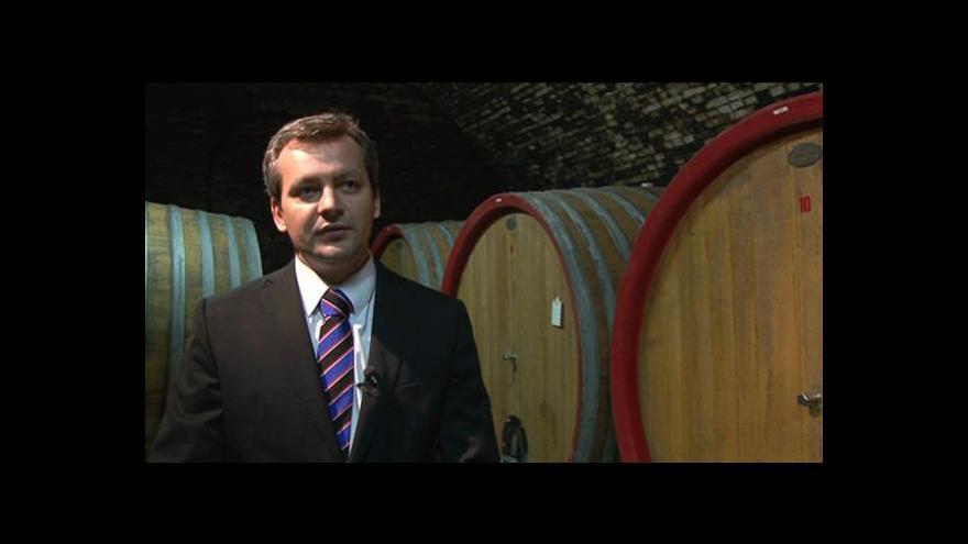 Video Libor Jestřáb k letošní úrodě Svatomartinských vín