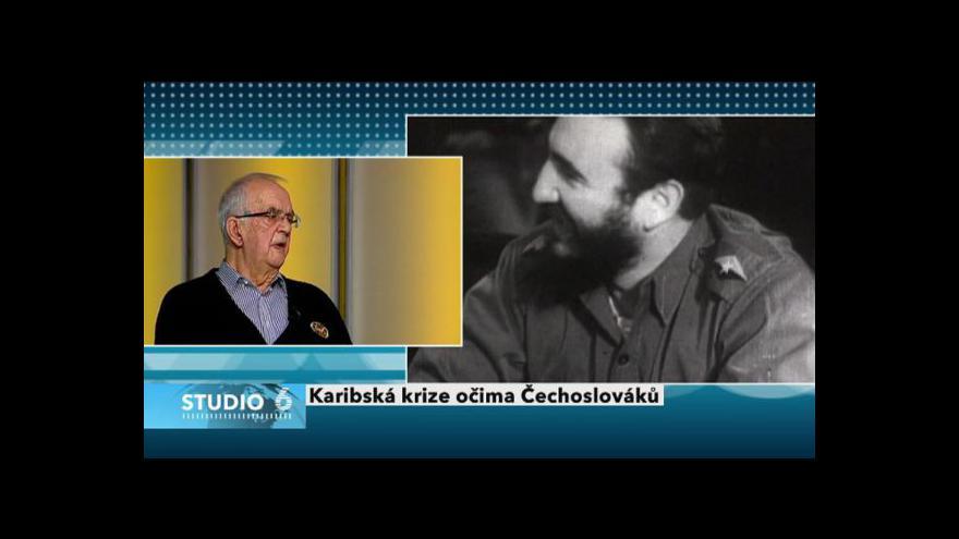 Video Rozhovor s armádním generálem Karlem Pezlem