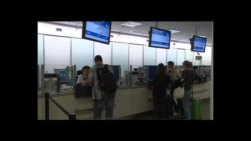 Video Cestující Českých drah si připlatí