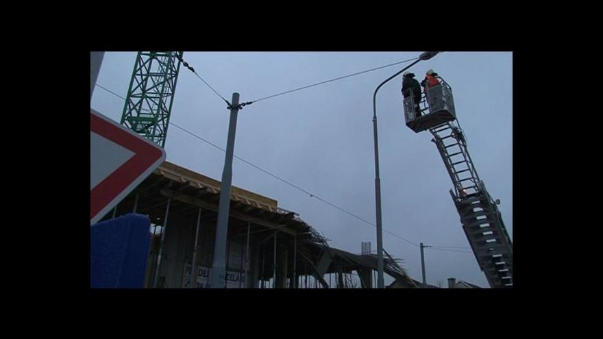 Video Velitel zásahu Martin Lepka