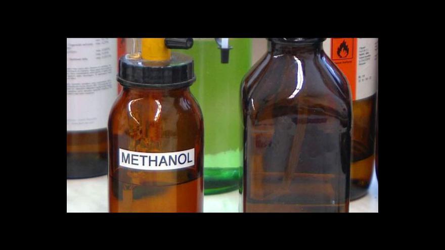 Video Reportáž Terezy Kručinské o metanolové kauze