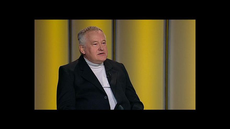 Video Rozhovor s Ivanem Odilo Štampachem