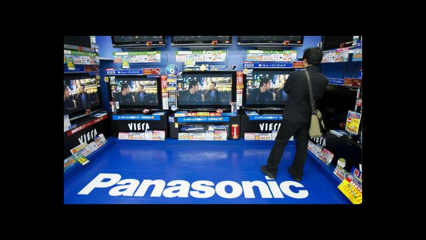 Video Panasonic v Žatci končí