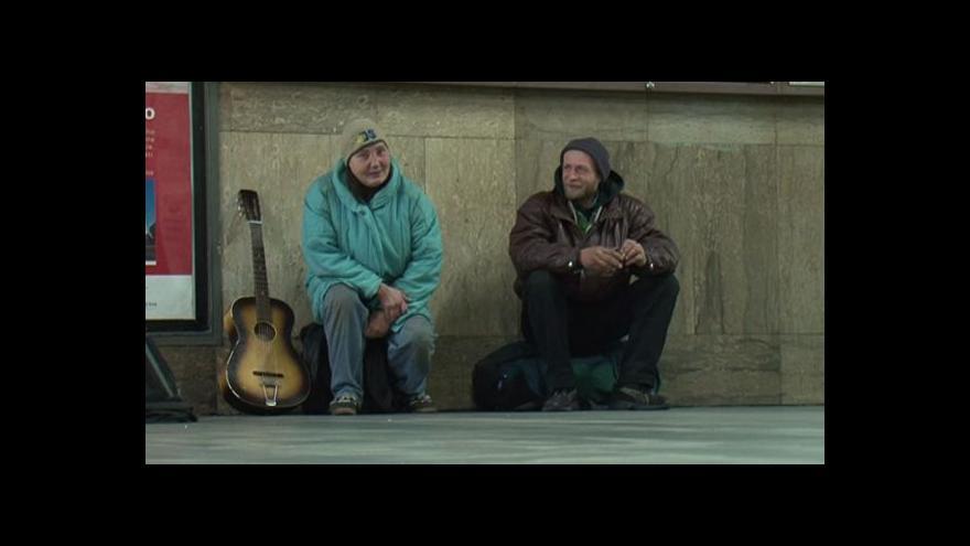Video Anketa mezi brněnskými bezdomovci