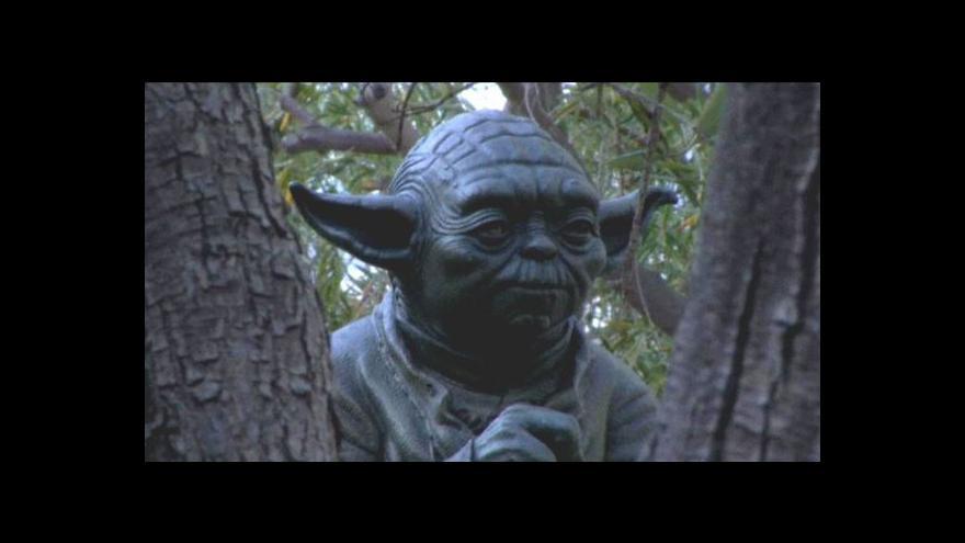 Video Disney získal Lucasfilm