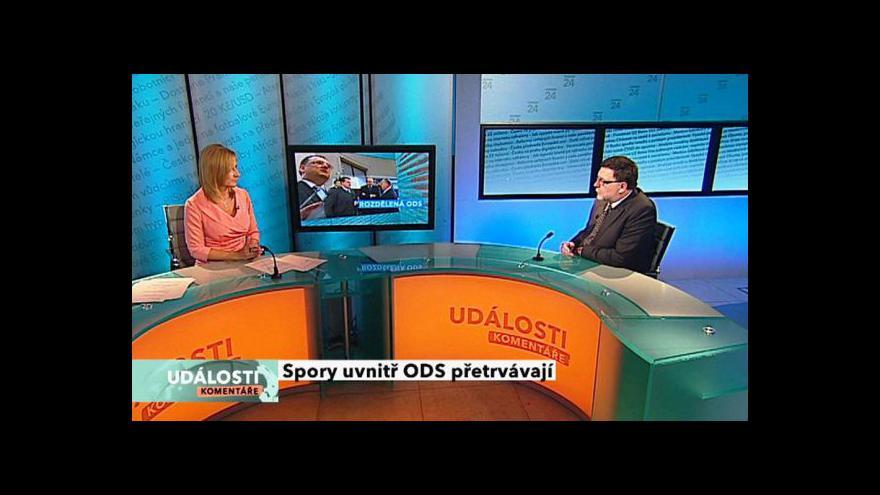 Video Rozhovor se Zbyňkem Stanjurou a Martinou Lustigovou