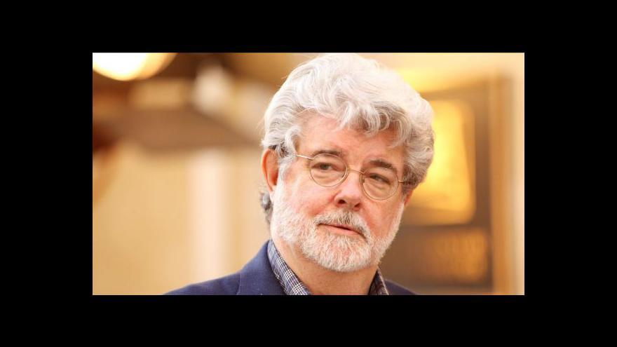 Video George Lucas prodá svá filmová studia společnosti Disney