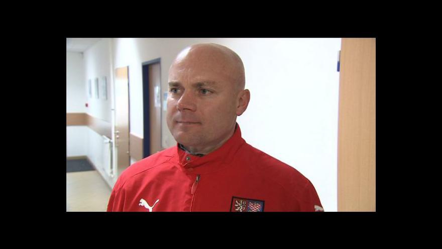 Video Rozhovor s trenérem Petrem Zapletalem