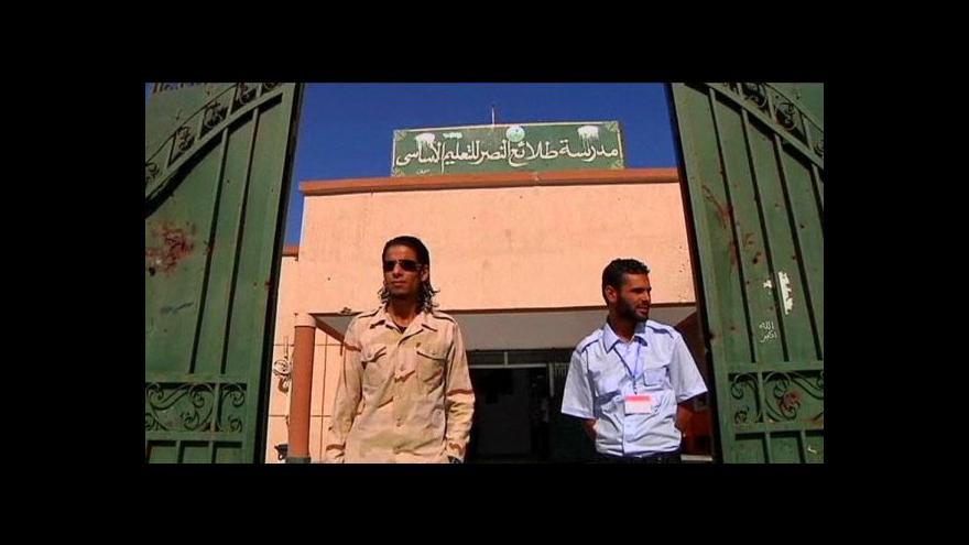 Video Ekonomická situace se Libyjcům nezamlouvá