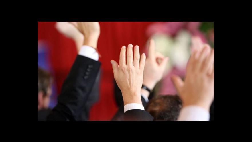 Video Vznik krajských vlád v Událostech