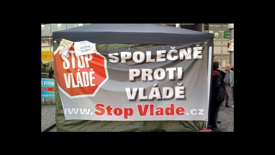 Video Brífink ČMKOS k demonstraci chystané na 17. listopadu
