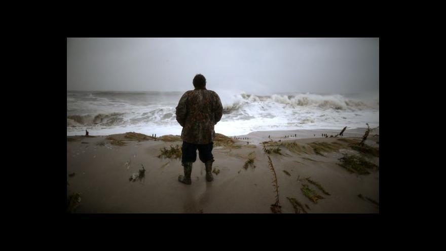 Video Studio 6 k hurikánu Sandy