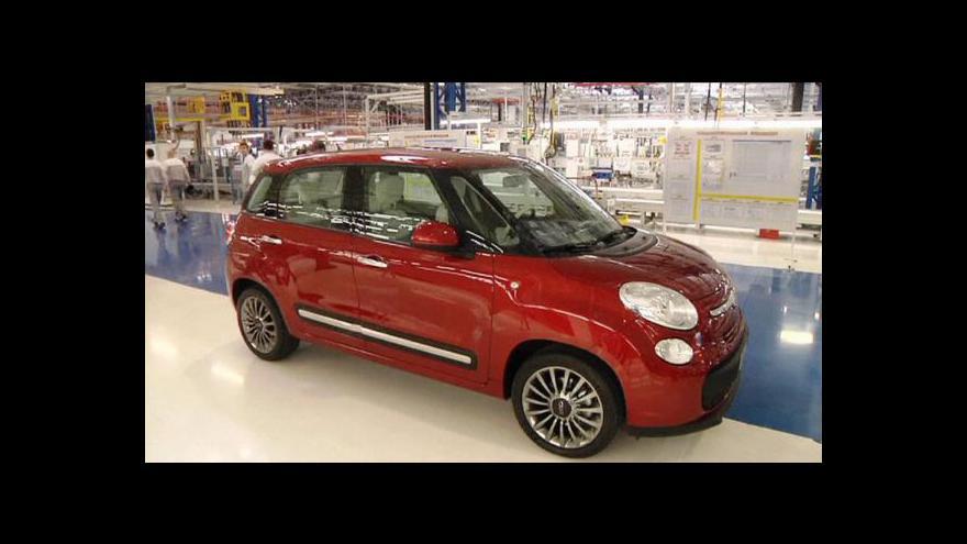 Video Fiat se stahuje z Česka