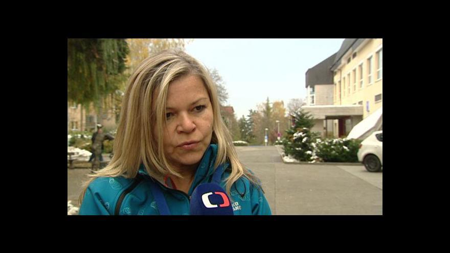 Video Učitelka z rakovnického gymnázia utrpěla vážná zranění