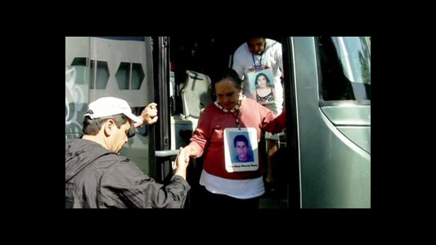 Video Ženy chtějí v Mexiku protestovat