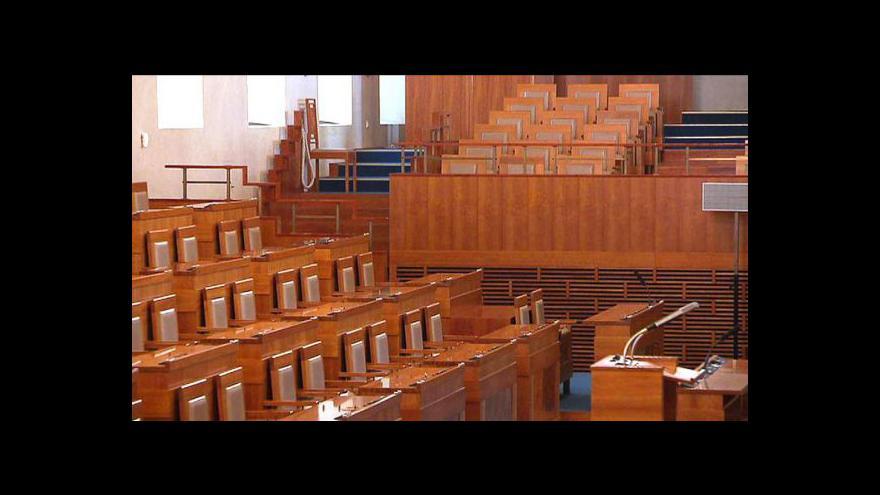 Video Den otevřených dveří v Senátu a Poslanecké sněmovně
