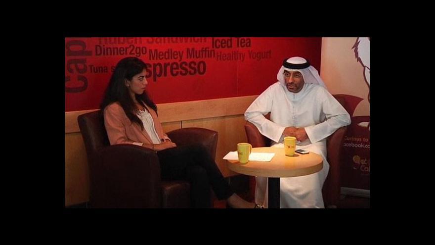 Video Dubajská kavárna chce oživit beduínské tradice