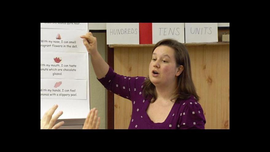 Video Rozhovor s Ulrike Lewark a Petrou Zahradníčkovou