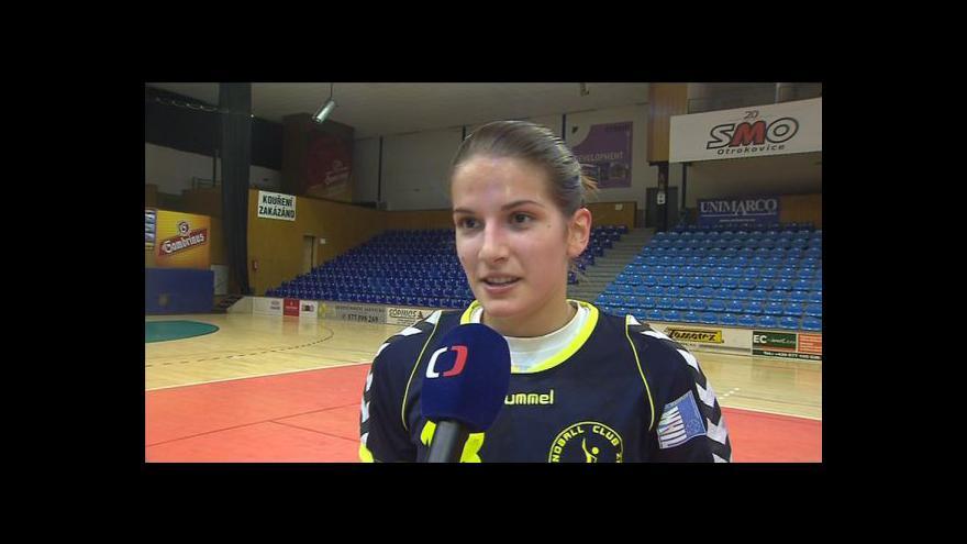 Video Rozhovor se Šárkou Marčíkovou