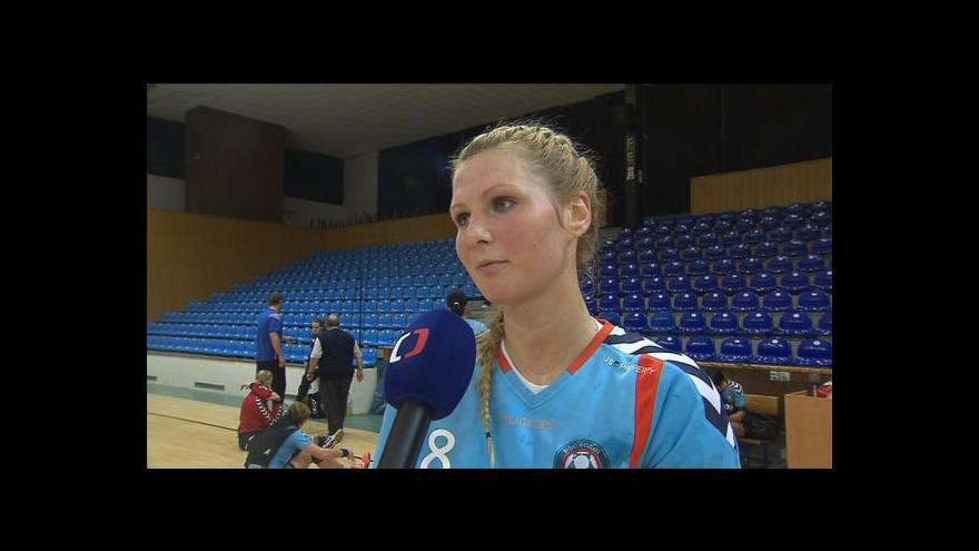 Video Rozhovor s Pavlou Poznarovou