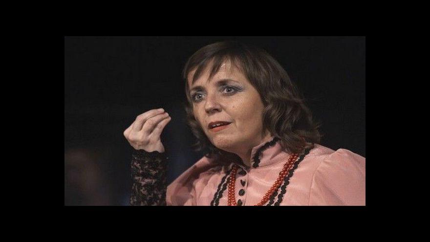 Video Rozhovor s Barborou Hrzánovou