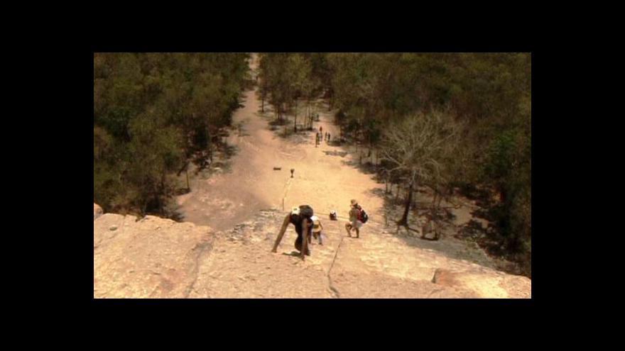 Video Guatemala hlásí významný objev