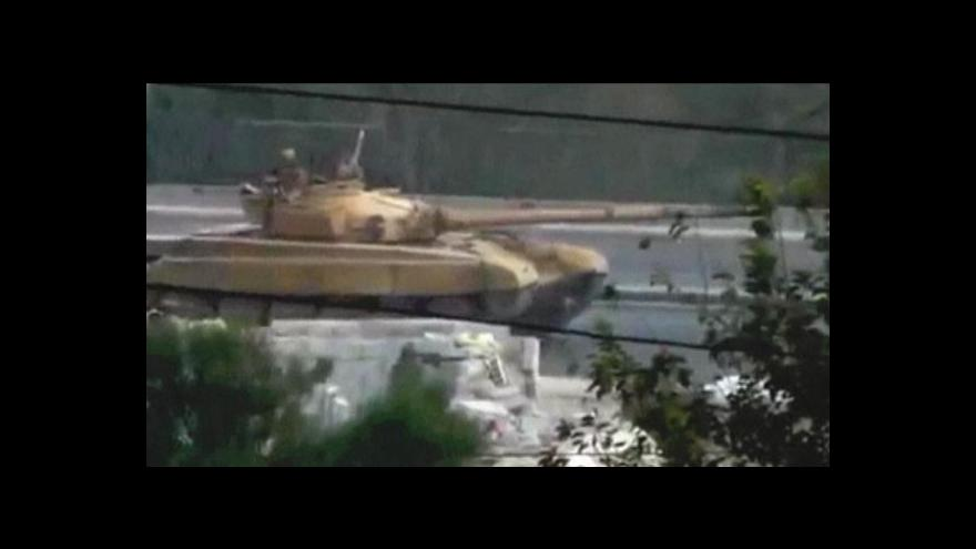Video Vydrží syrské příměří?