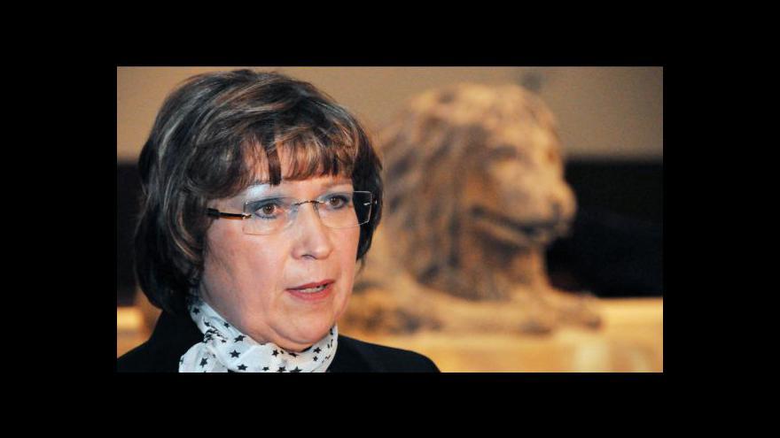 Video TOP 09 zná jméno nové ministryně