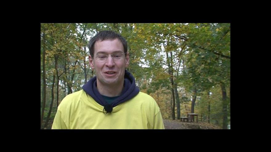 Video Michal Závodský z občanského sdružení