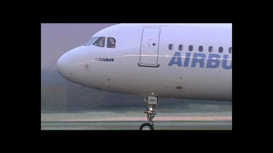 Video Airbus staví novou továrnu