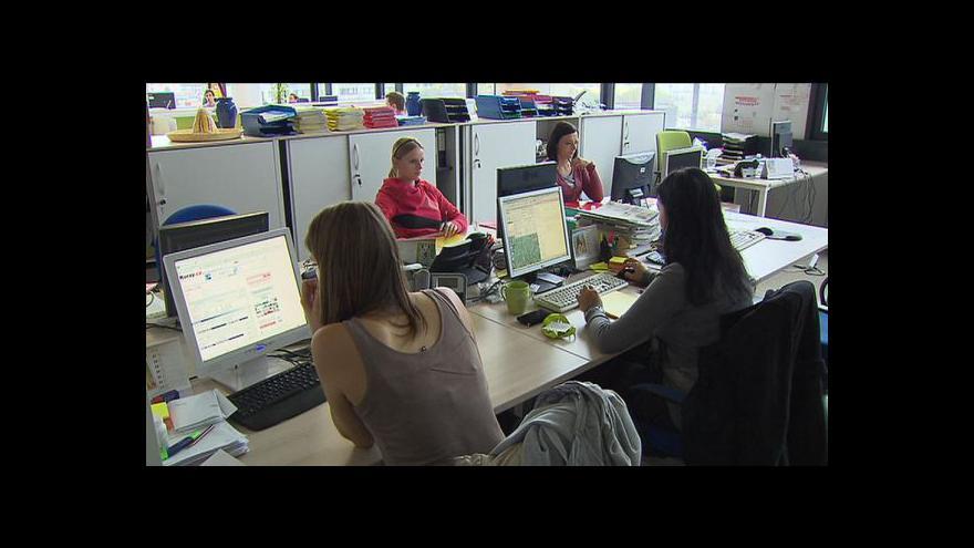Video Evropské podniky mají černé období