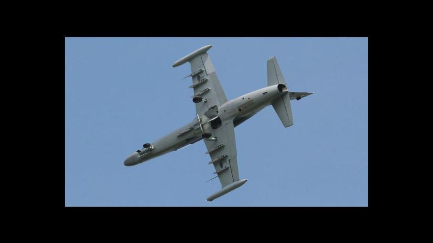 Video Letouny L-159 ve výprodeji - vezme si je Irák nebo Slovensko ?